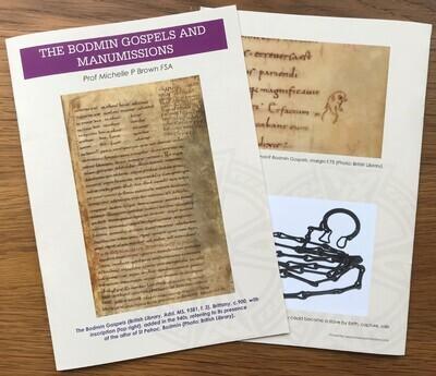 Bodmin Way The Bodmin Gospels and Manumissions