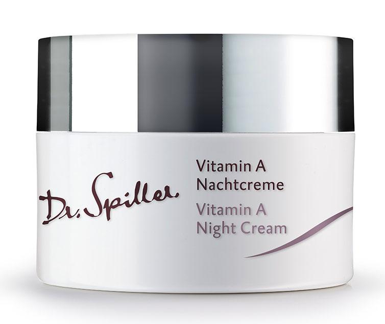 Dr Spiller - Vitamin A Night Cream