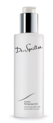 Dr Spiller - Cleansing Milk with Cucumber Extracts