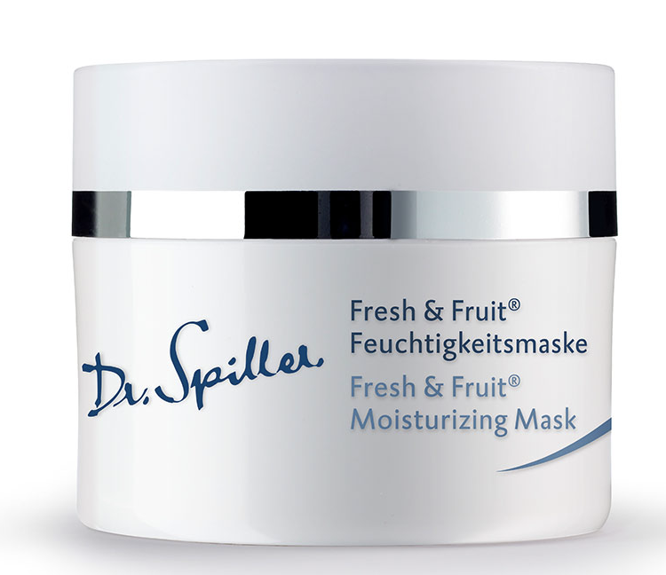 Dr Spiller - Fresh & Fruit Moisturising Mask