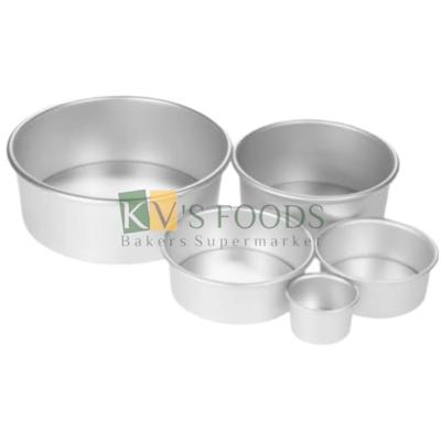 Round Cake Tins/ Pans