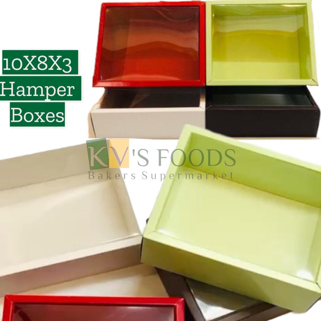Hamper Boxes (set of 5 boxes)