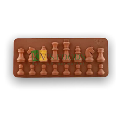 Chess Chocolate Mould