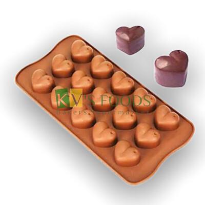 Heart Shape Chocolate Mould