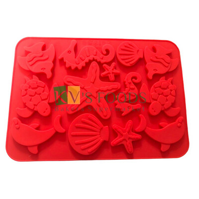 Sealife Chocolate Mould