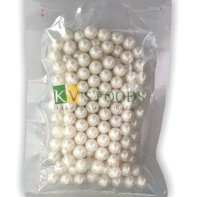 Pearl Balls Edible Confetti Sprinkles for Cake and Dessert Decoration