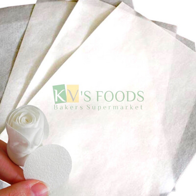Edible Wafer Paper - A4 Size