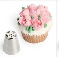 Big Russian Icing Piping Nozzle No. 4 Cake Decorating Tools