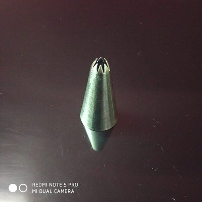 8 Star Small Icing Piping Cake Nozzle Tip Mould Cake Decorating Tool
