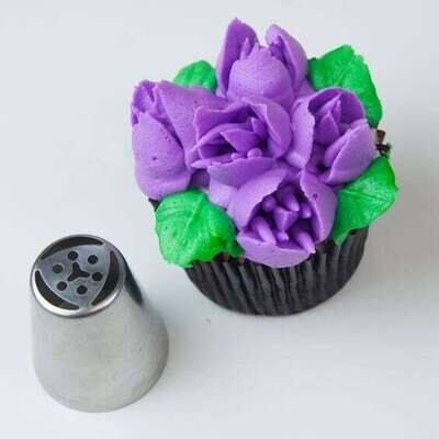Big Russian Icing Piping Nozzle No. 1 Cake Decorating Tools
