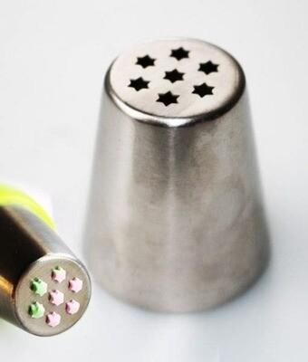 Big Russian Icing Piping Nozzle No. 7 Cake Decorating Tools