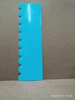 S764-2 Icing Comb Scraper Cake Decoration Tool