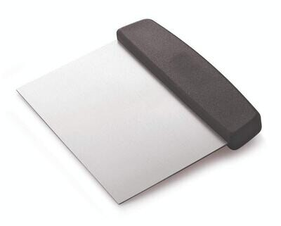 Stainless Steel Scraper With Flexible Blade Cake Tools –