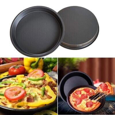 7 Inch Non Stick Pizza Dish Thali Pan