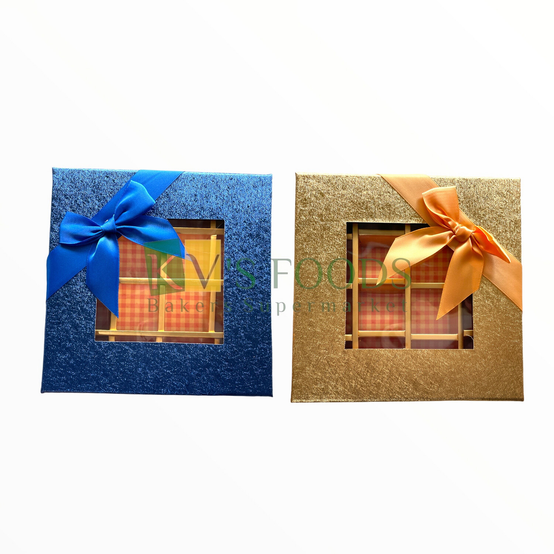 16 Cavity Chocolate Box