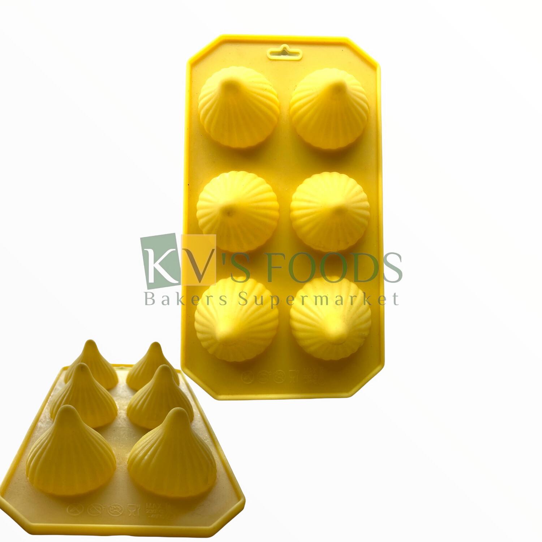 Modak Chocolate Silicon Mould Design#1