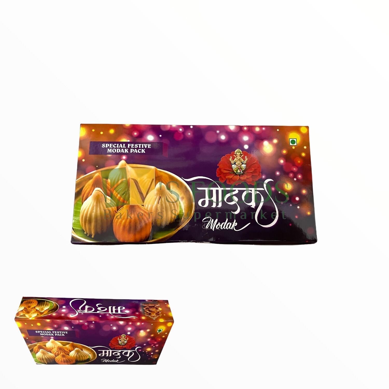 Modak Boxes For Chocolate   Mithai   Ukadiche  Modak Set of 10
