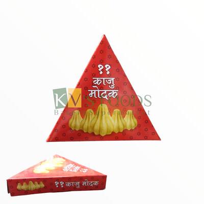 Modak Boxes for 11 Kaju Methai Modak Set of 10