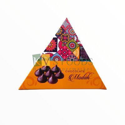 Modak Boxes for Chocolate Modak Set of 10