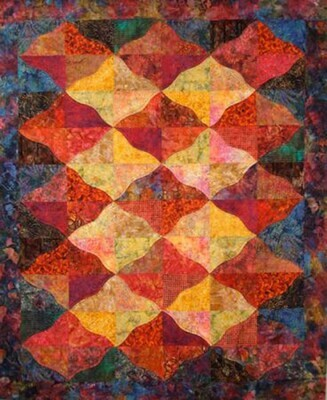 Argyle Pattern by Saginaw Street Quilt Company