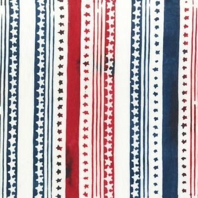 Anthology Batik Freedom Stripes Multi 9003Q-1