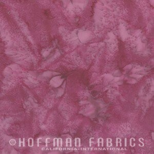 Hoffman Bali Watercolors Blooms 1895-562