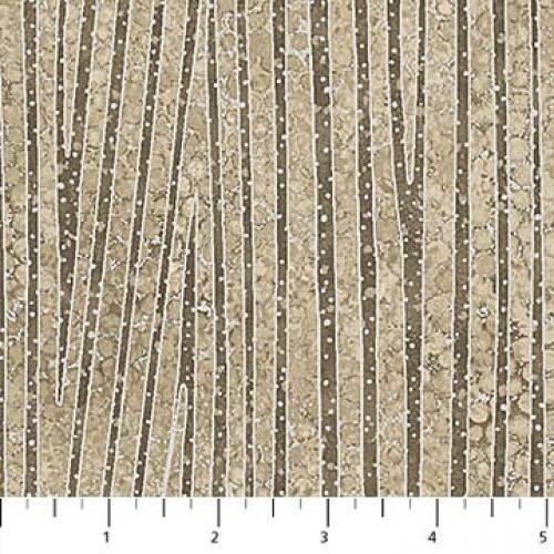 Northcott Shimmer Metallic 22996M-12 Sand