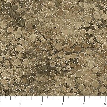 Northcott Shimmer Metallic - Sand 22991M-12