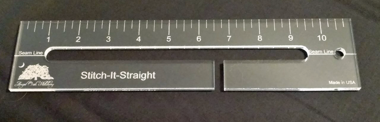 Stitch-it-Straight