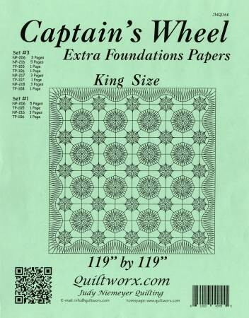 Captain's Wheel Replacement Papers King