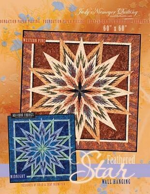 Quiltworx Feathered Star JNQ97P