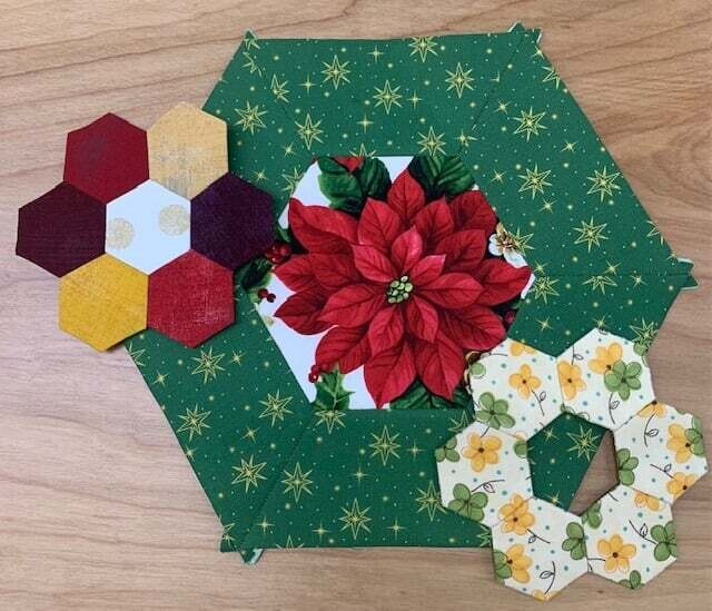 Intro To English Paper Piecing Class