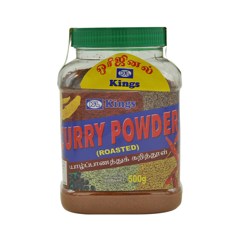 Kings Jaffna Curry Powder 20 x 1 kg