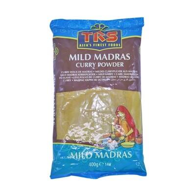 TRS Madras Curry Mild 10 x 400 g