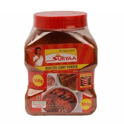 Surya Jaffna Curry Extra Hot 25 x 500 g