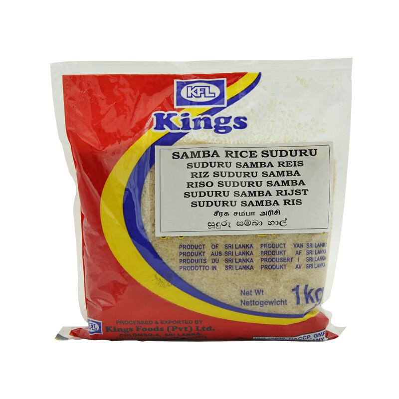 Kings Suduru Samba 20 x 1 kg