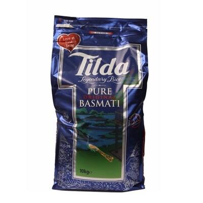 Tilda Basmati Rice 1 x 10 kg