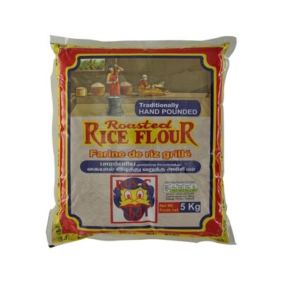 Rus-C Red Rice Flour Hand Pounded 4 x 5 kg