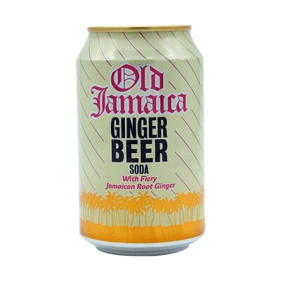 Old Jamaica Ginger Drink 24 x 330 ml