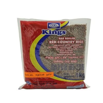 Kings Par boiled Rice 20 x 1 kg