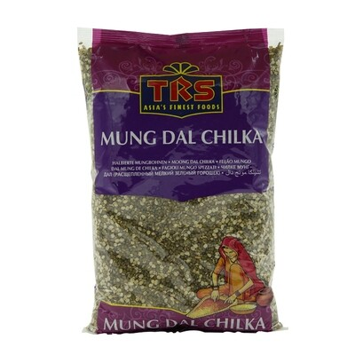 TRS Moong Dall Chilka 20 x 500 g