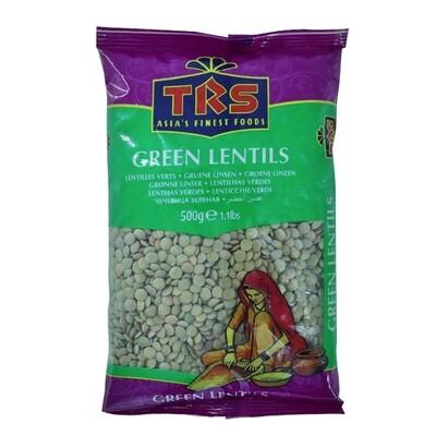 TRS Lentils Green 20 x 500 g