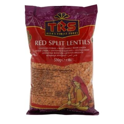 TRS Lentils Red 20 x 500 g