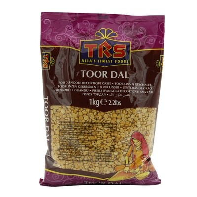 TRS Toor Dal Plain 10 x 1 kg