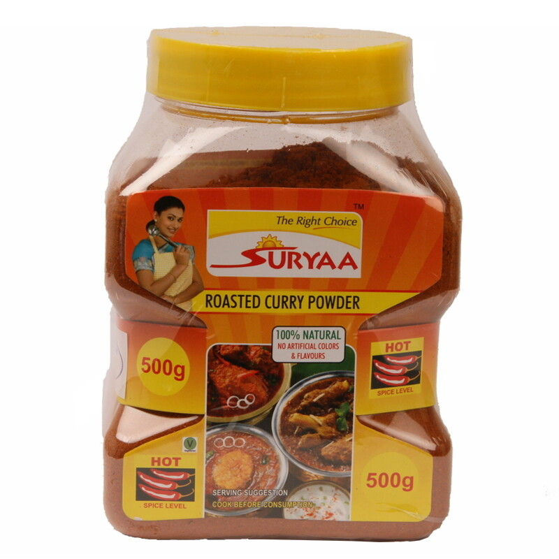 Surya Jaffna Curry Hot 25 x 500 g