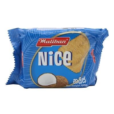 Maliban Nice Biscuits 60 x 100 g