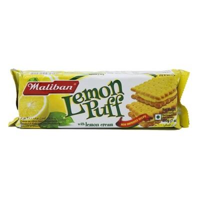 Maliban Lemon Puff 30 x 200 g