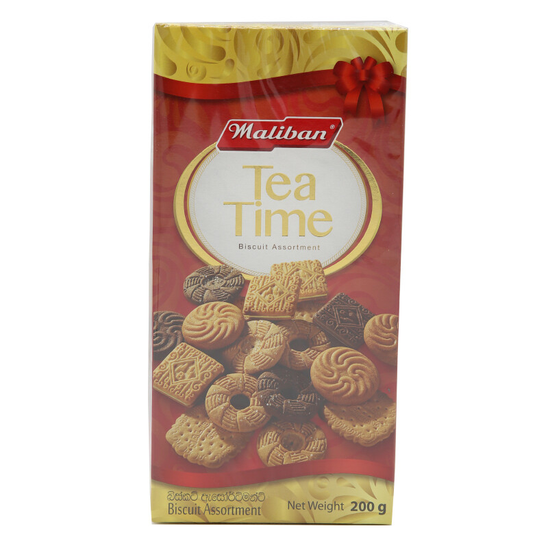 Maliban Tea Time Assortment 15 x 200 g