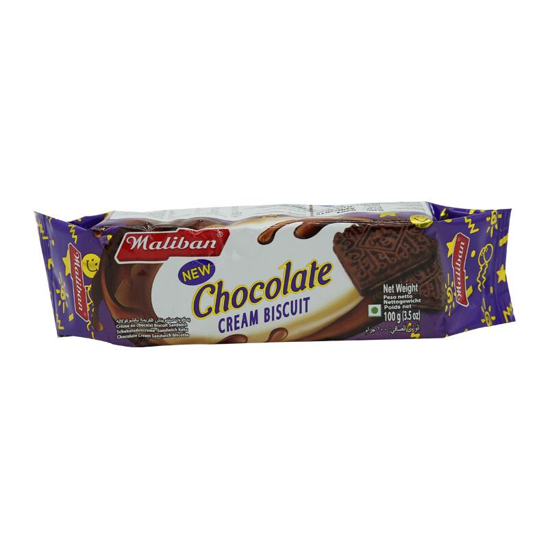 Maliban Chocolate Creme 50 x 100 g
