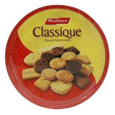 Maliban Biscuits Assorment Tin 10 x 500 g